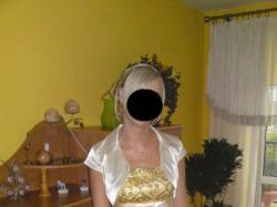Sprzedam Piękną suknię wieczorową roz.36