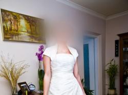 Sprzedam piękną suknię WINGS BRIDAL kolor ivory
