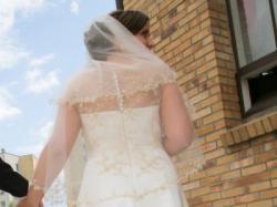 Sprzedam piękną suknię z salonu Carmen