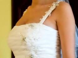 Sprzedam Piękną suknięślubną