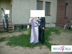 Sprzedam piękną włoską suknię ślubną!!