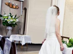 Sprzedam piękną włoska suknię ślubną
