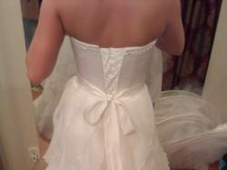 Sprzedam piękną, zwiewną, romantyczną suknię ślubną!