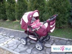 Sprzedam piękny wózek wielofunkcyjny + gratis szpiwór
