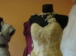 sprzedam po 22 .08.2009 suknie ślubną