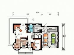 sprzedam projekt domu