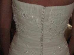 Sprzedam przepiękną, hiszpańską suknie ślubną firmy Pronovias model Deusto