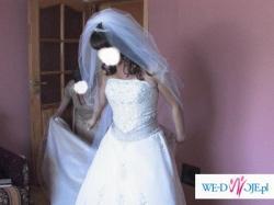 Sprzedam przepiękną skunie ślubną ASPERA 2008