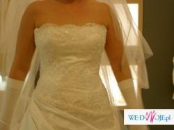 Sprzedam przepiękną suknię BACARAT firmy Cymbeline z nowej kolekcji 2007