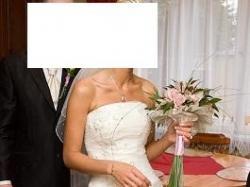 Sprzedam przepiękną suknię firmy Sweetheart rozm. 34/36