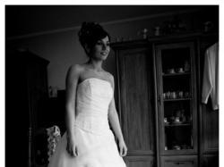 Sprzedam przepiękną suknie Justin Alexander! Tanio!!