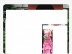sprzedam przepiękna suknie kolor złamany róz jest boska