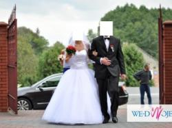Sprzedam przepiękną suknię ślubną :)