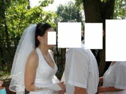 Sprzedam przepiękną suknię ślubną!!!!!!