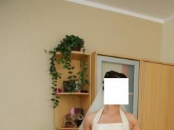 Sprzedam przepiękną suknię ślubną Agnes model 1663  Rozmiar 36/38/40, cappucino