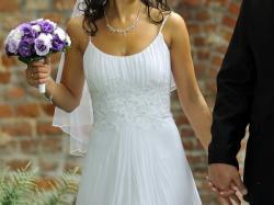 Sprzedam przepiękną suknię ślubną Agnes model 1853