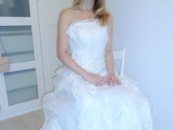 Sprzedam przepiękną suknię ślubną BELLA ROSA