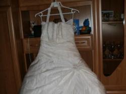 Sprzedam Przepiękną suknie ślubną+bolerko gratis