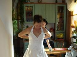 Sprzedam przepiękna suknię ślubną- demetrios 889 !!!Bardzo tanio!!!