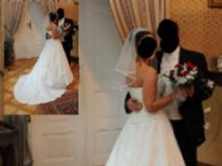 Sprzedam przepiękną suknię ślubną firmy Emmi Mariage,