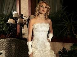 Sprzedam  Przepiękną Suknię Ślubną firmy KARINA kolekcji Glamour - Yardenia