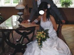 Sprzedam przepiękną suknię ślubną Grace!!!