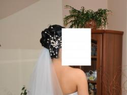 Sprzedam przepiękna suknie ślubna księżniczka!!