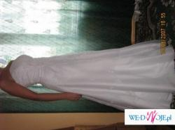 Sprzedam przepiękna suknię ślubną Rita + dodatki
