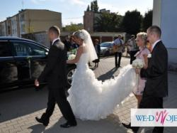 Sprzedam przepiękną suknię ślubną San Patrick Capricho