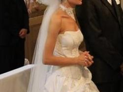 Sprzedam przepiękną suknię ślubną!!!TANIO!!!!
