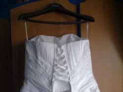 Sprzedam przepiękna suknię ślubną. TANIO!!!