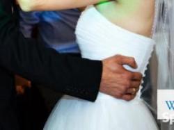 Sprzedam przepiękną suknię ślubną typu princesska ; z salonu Elizabeth