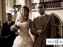 Sprzedam przepiękną suknie ślubną w bardzo korzystnej cenie!!!