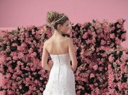 sprzedam przepiękną suknię ślubną z bolerkiem z brytyjskiej kolekcji Jasmine