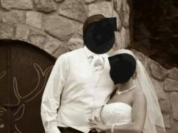 Sprzedam przepiękną suknię ślubną z USA kolekcja Mon Cheri rozmiar 36