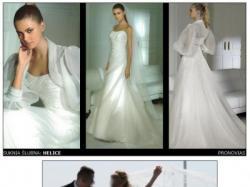 Sprzedam prześliczną suknię PRONOVIAS HELICE roz 36/38.