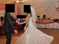 Sprzedam prześliczną suknię ślubną !