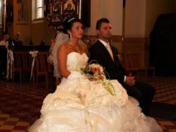 Sprzedam prześliczną suknię ślubną!!!!!