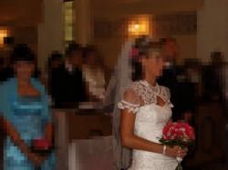 Sprzedam przesliczną suknię ślubną !!!