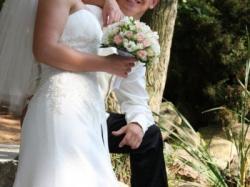 sprzedam przesliczna suknie ślubna elizabeth