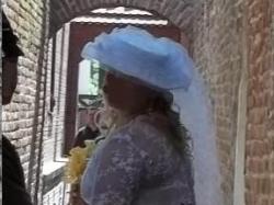 Sprzedam śliczą suknię ślubną