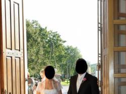 Sprzedam śliczną białą suknię ślubną Morii Lee