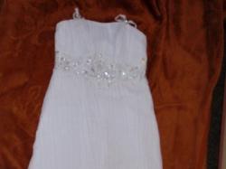 Sprzedam śliczna ciążową suknie ślubną!!