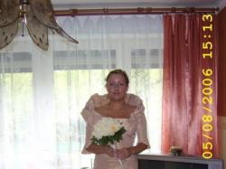 sprzedam śliczną i wyjatkową suknię slubną
