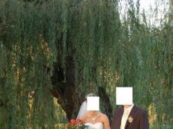 sprzedam sliczna jednoczesciowa suknie firmy La Sposa