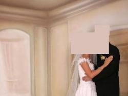 Sprzedam śliczną koronkową suknię ślubną CYMBELINE model RENOIR (SACHA).