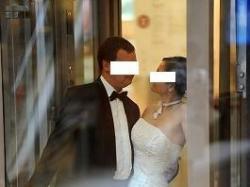 Sprzedam śliczną pudowo różową suknię ślubną