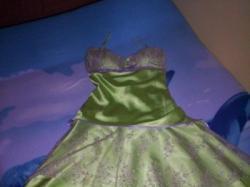 sprzedam śliczną sukienkę wieczorową