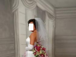 Sprzedam - śliczna suknia ślubna