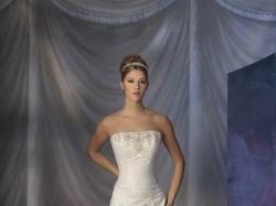 sprzedam śliczną suknię Cosmobella model 7267